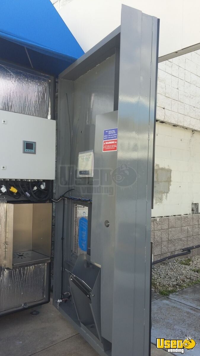 2015 Kooler Ice Im1000 Bagged Ice Machine 4 Florida for Sale - 4