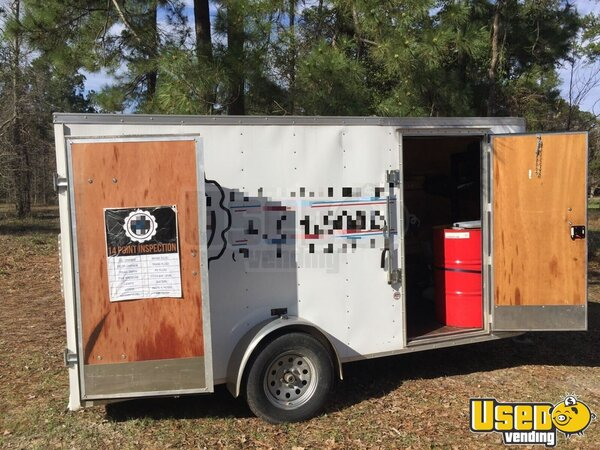 2015 Lt-2500 Mobile Lube Equipment Trailer Other Mobile Business Texas for Sale
