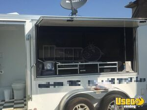 2015 Mobile Sports Bar Tailgating Trailer & Party/gaming Trailer Beverage - Coffee Trailer Multiple Tvs Texas for Sale