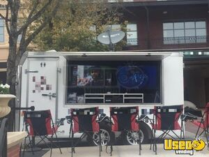 2015 Mobile Sports Bar Tailgating Trailer & Party/gaming Trailer Beverage - Coffee Trailer Texas for Sale