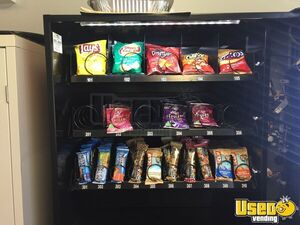 2015 N2g4000 Healthy Vending Machines Naturals 2 Go Vending Combo 5 Illinois for Sale