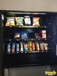 2015 N2g4000 Healthy Vending Machines Naturals 2 Go Vending Combo 8 Illinois for Sale