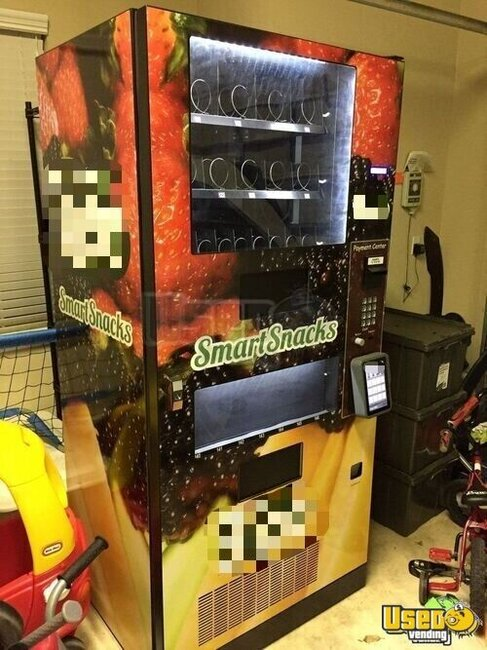 2015 N2go, Fehb12 Naturals 2 Go Vending Combo Arizona for Sale