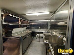 2015 Pizza Concession Trailer Pizza Trailer Fire Extinguisher California Gas Engine for Sale