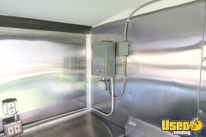 2015 Pizza Concession Trailer Pizza Trailer Hot Water Heater California Gas Engine for Sale
