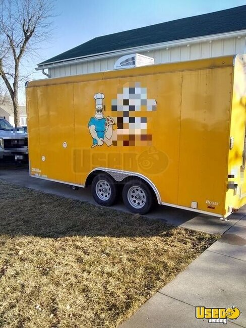 2015 Pizza Concession Trailer Pizza Trailer Iowa for Sale