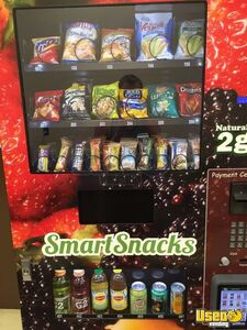 2015 Seaga N2g400 Healthy Combo Vending Machine Healthy Vending Machine 2 New Jersey for Sale
