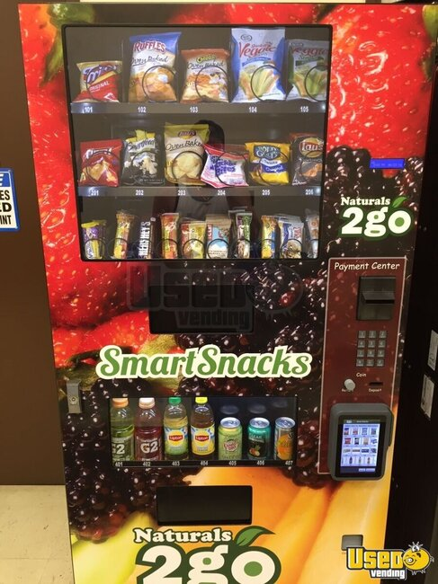 2015 Seaga N2g400 Healthy Combo Vending Machine Healthy Vending Machine New Jersey for Sale