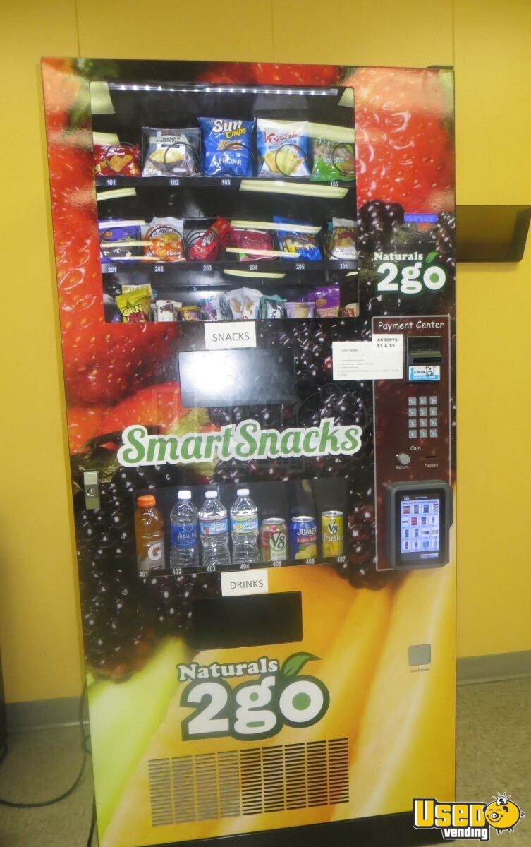 seaga n2g4000 naturals 2 go healthy vending machines for sale in