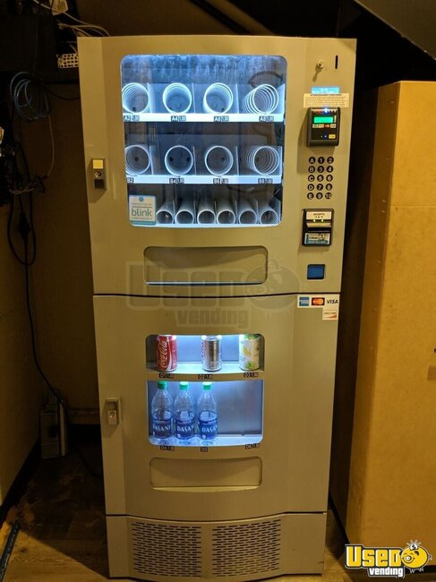2015 Seaga Office Deli Combo Machine Seaga Vending Combo California for Sale