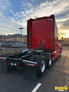 2015 T680 Sleeper Cab Semi Truck Kenworth Semi Truck Navigation Kansas for Sale