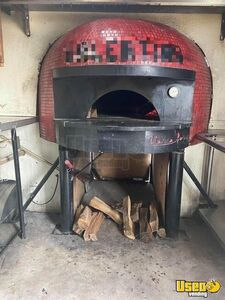2016 140cm Wood Fired Pizza Concession Trailer Pizza Trailer Work Table Alabama for Sale