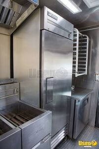 2016 16' F59 Kitchen Food Truck All-purpose Food Truck Exterior Customer Counter Virginia Gas Engine for Sale