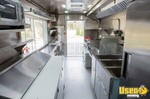 2016 16' F59 Kitchen Food Truck All-purpose Food Truck Insulated Walls Virginia Gas Engine for Sale