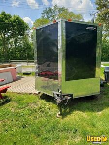 2016 2016 Freedom Trailer Barbecue Food Trailer Concession Window Virginia for Sale