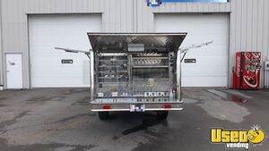 2016 2500hd Lunch Serving Food Truck Lunch Serving Food Truck Maryland Gas Engine for Sale