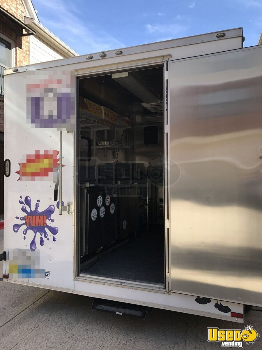 2016 All-purpose Food Trailer Spare Tire Texas for Sale - 3