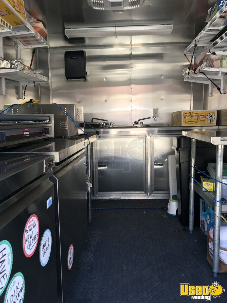 2016 All-purpose Food Trailer Work Table Texas for Sale - 10