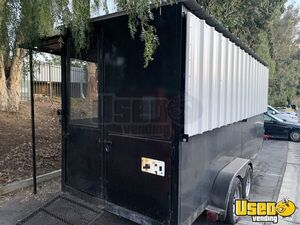 2016 Babecue Concession Trailer Barbecue Food Trailer California for Sale