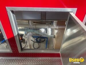2016 Barbecue Concession Trailer Barbecue Food Trailer 45 Florida for Sale