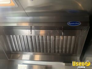 2016 Barbecue Concession Trailer Barbecue Food Trailer Fire Extinguisher Florida for Sale