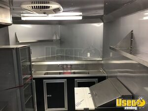 2016 Barbecue Food Trailer Removable Trailer Hitch Texas for Sale