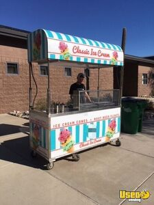 2016 Bd8ce-03 Ice Cream Concession Cart Food Cart Ice Cream Cold Plate Arizona for Sale