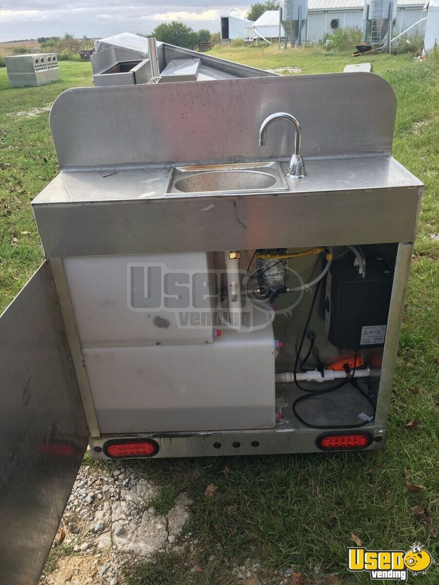2016 Cart Refrigeration Iowa for Sale - 2