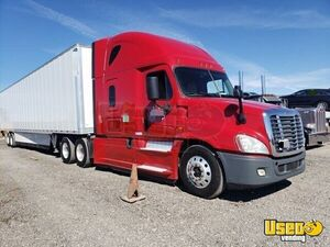 2016 Cascadevo Sleeper Cab Semi Truck Freightliner Semi Truck California for Sale
