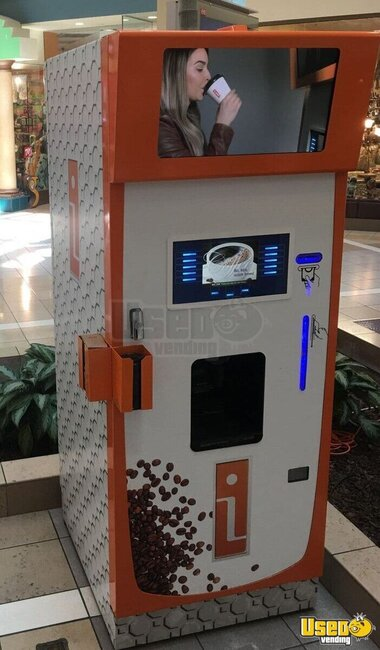 2016 Coffee Vending Machine California for Sale
