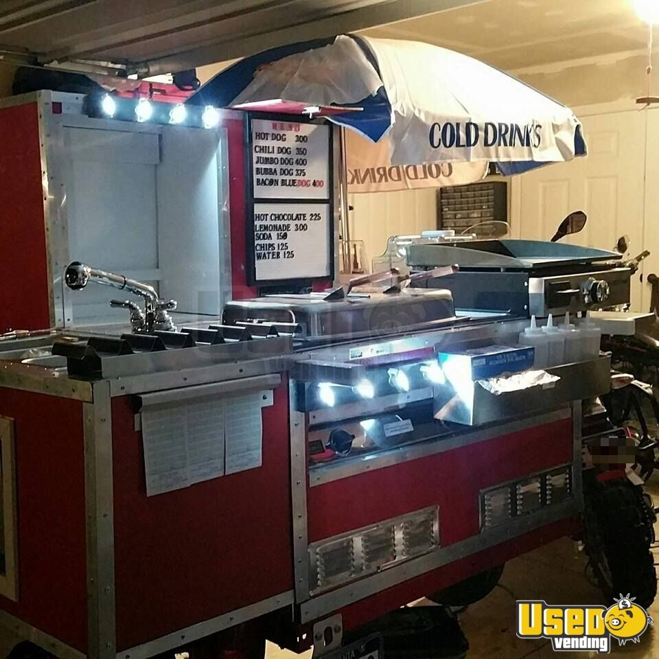 2016 Custom Built Cart Flat Grill Pennsylvania for Sale - 3
