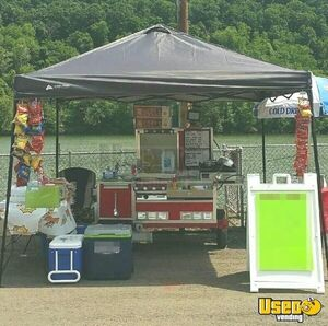 2016 - 3.3' x 4' Hot Dog / Food Vending Cart for Sale in Pennsylvania!!!