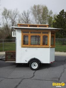 2016 Custom Concession Trailer Air Conditioning Utah for Sale