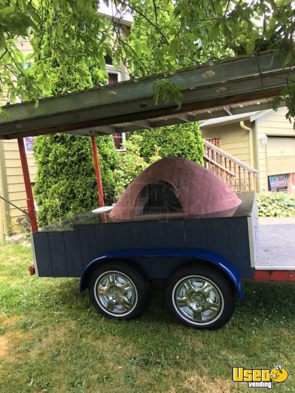 2016 Custom Food Cart 2 Washington for Sale - 2