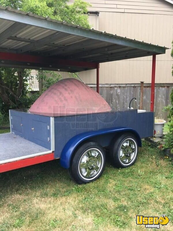 2016 Custom Food Cart 4 Washington for Sale - 4