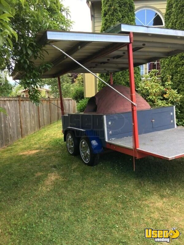2016 Custom Food Cart 7 Washington for Sale - 7
