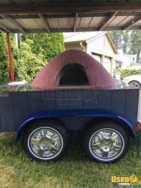 2016 Custom Food Cart Washington for Sale