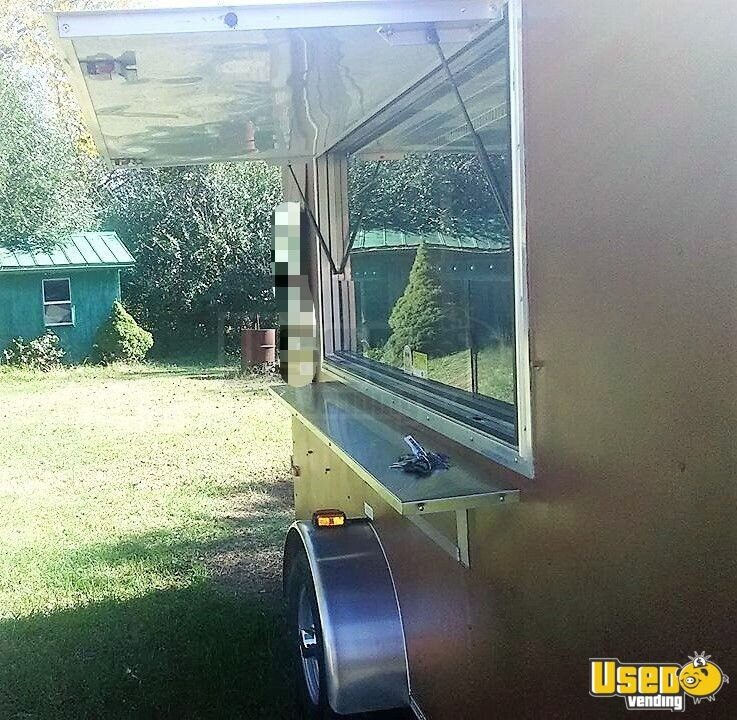 2016 Cynergy Dual Axle Trailer Concession Trailer Concession Window Virginia for Sale - 3
