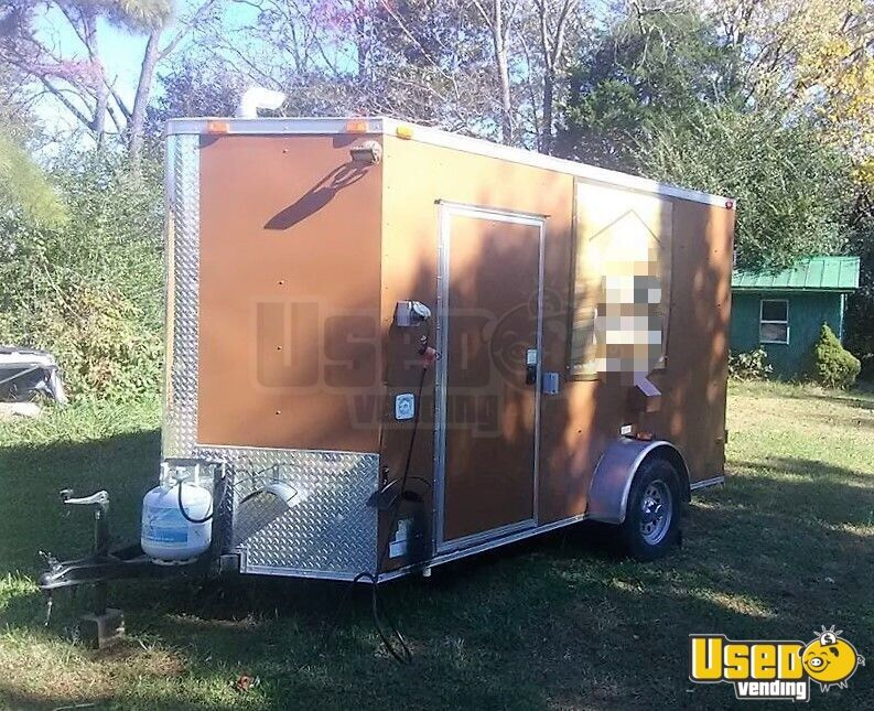 2016 Cynergy Dual Axle Trailer Concession Trailer Spare Tire Virginia for Sale - 4