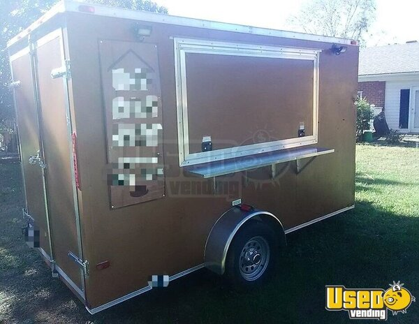 2016 Cynergy Dual Axle Trailer Concession Trailer Virginia for Sale