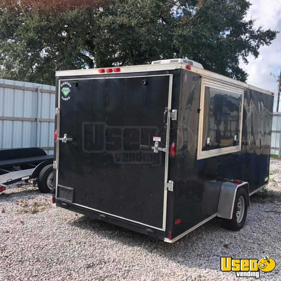 2016 Diamond Cargo All-purpose Food Trailer Air Conditioning Louisiana for Sale - 2