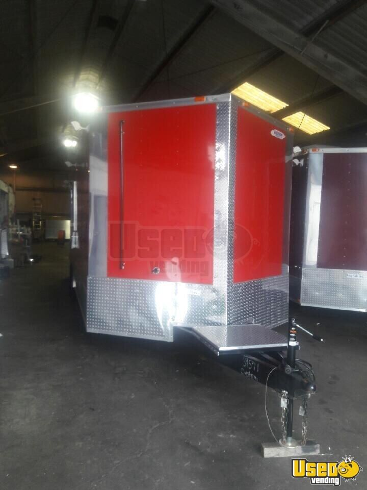 Used Mobile Office Trailers For Sale >> NEW 2017 Custom BBQ Concession Trailer | NEW BBQ Trailers for Sale