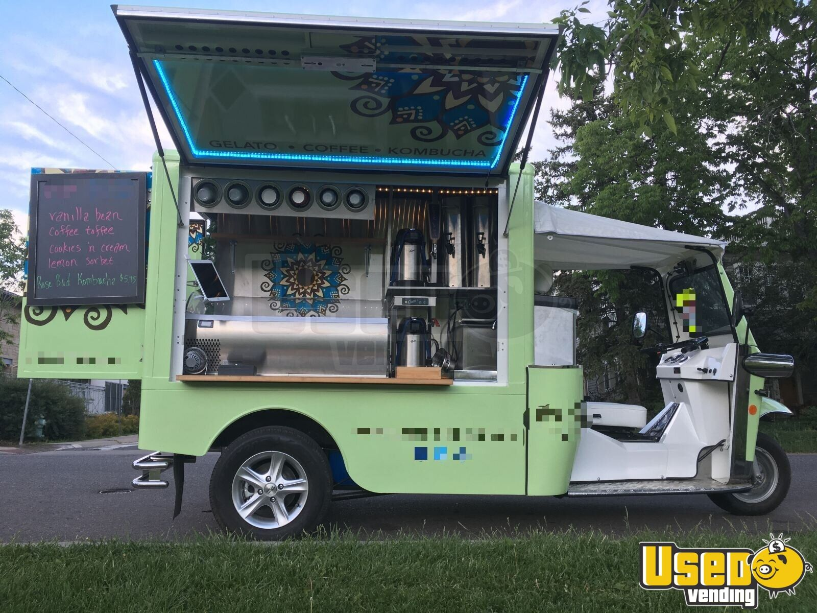 Trucks For Sale: 2016 Mini Truck For Ice Cream And Coffee