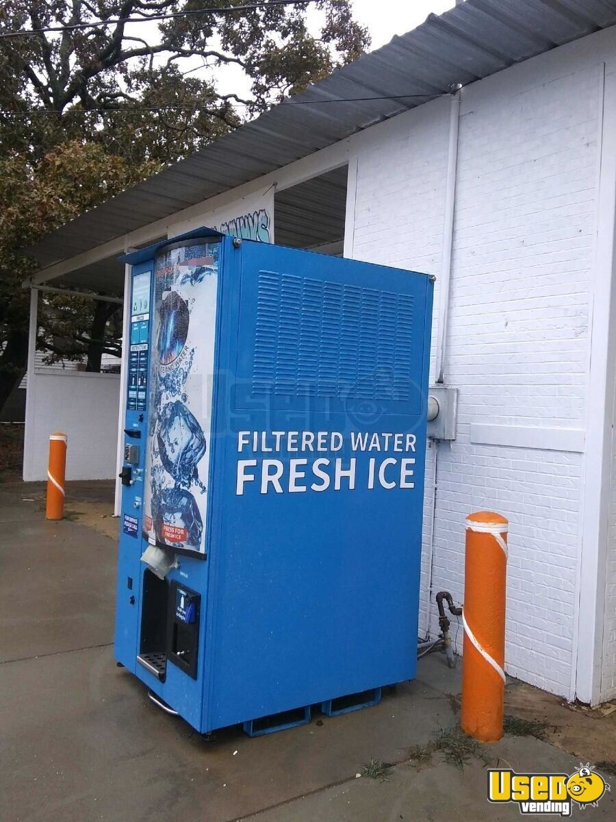 2016 Everest Vx4 Vending Machine Bagged Ice Machine 3 Arkansas for Sale - 3