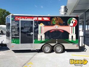 2016 Food Concession Trailer Concession Trailer Air Conditioning Florida for Sale