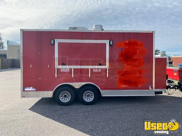 2016 Food Concession Trailer Concession Trailer Alabama for Sale