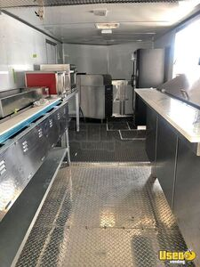 2016 Food Concession Trailer Concession Trailer Diamond Plated Aluminum Flooring Virginia for Sale