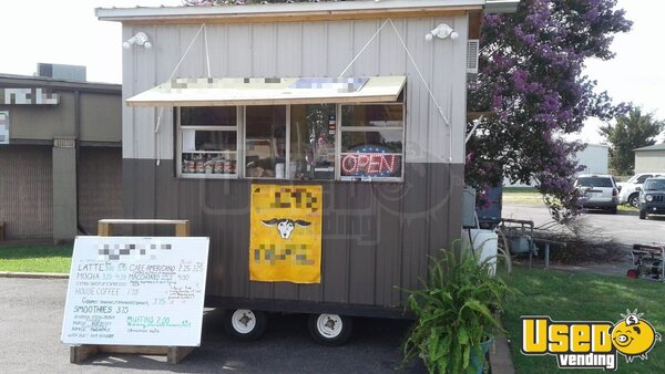 2016 Food Concession Trailer Concession Trailer Florida for Sale