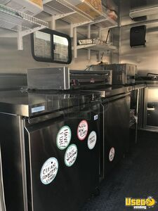 2016 Food Concession Trailer Concession Trailer Refrigerator Texas for Sale