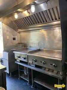 2016 Food Concession Trailer Concession Trailer Stainless Steel Wall Covers Florida for Sale